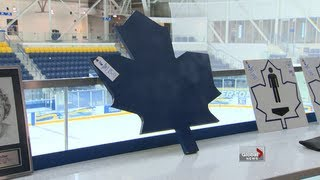 Maple Leaf Gardens memorabilia being auctioned off