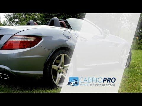 Kufatec 33934 Komfort Cabrio Modul VW Volkswagen EOS Verdeck