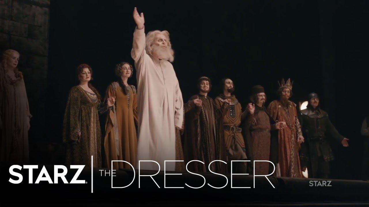 Download The Dresser   Official Trailer   STARZ
