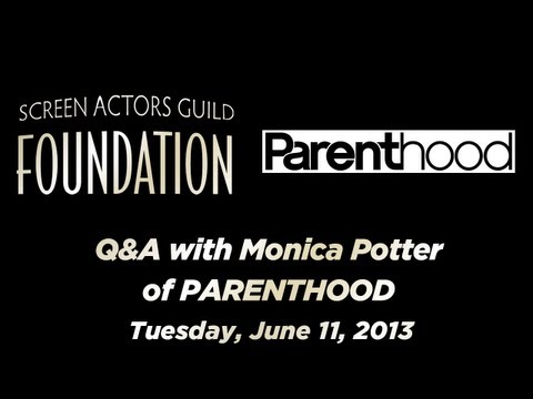 Conversations with Monica Potter of PARENTHOOD