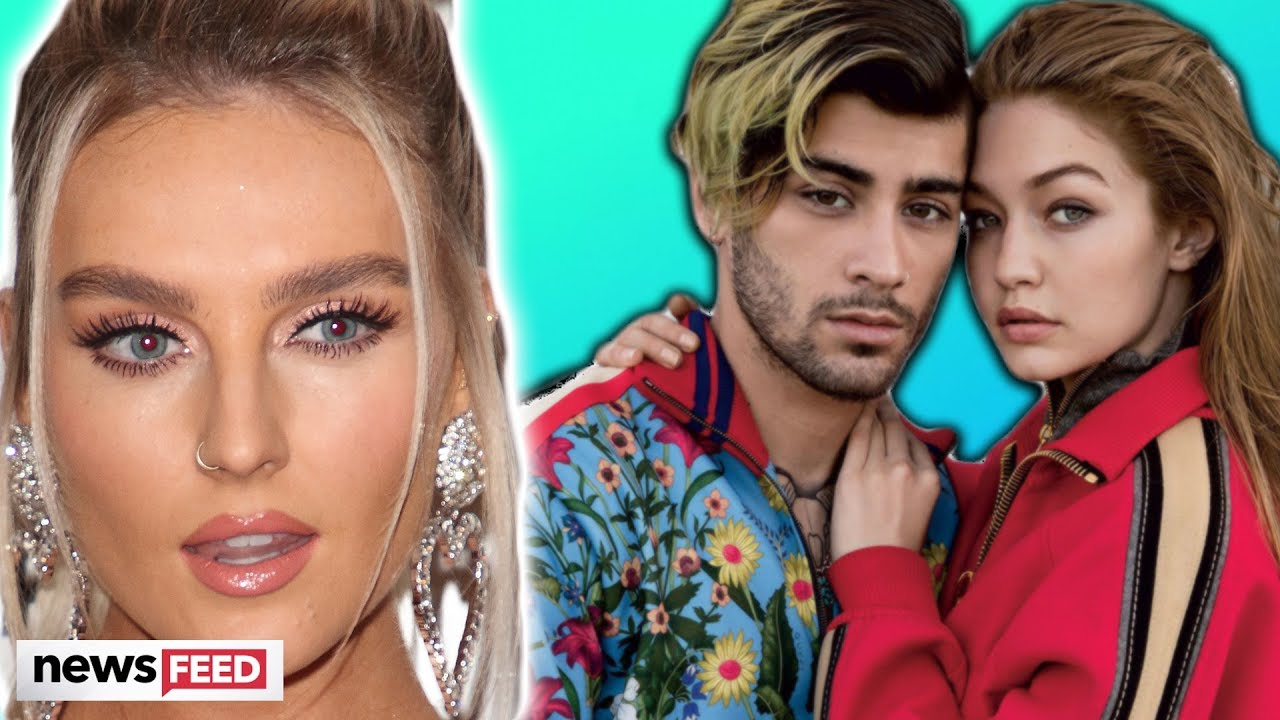 Download Perrie Edwards SPEAKS OUT After Zayn & Gigi Hadid Pregnancy News!!