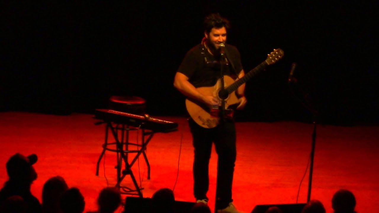 bob schneider - batman 2013-04-30 live   aladdin theater  portland  or