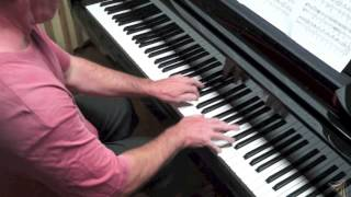 Rachmaninoff Prelude in C# minor Op.3 No.2 - P. Barton, FEURICH grand piano