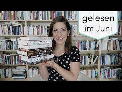 Lesemonat Juni | 2018