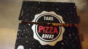Tilasin pizzaonline sivulta pizza kotiin ja söin sitä hyvä ruokaa