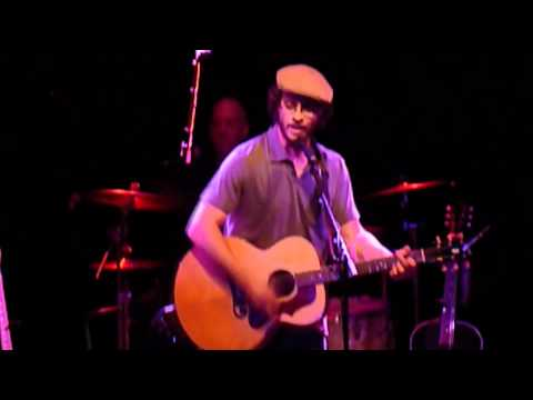 Amos Lee LIVE Shout Out Loud Highline Ballroom NYC