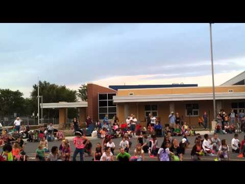 4th &5th graders dodge literacy magnet 2012
