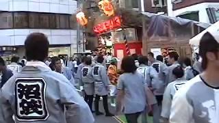 沼袋氷川神社 例大祭 神輿渡御 2007