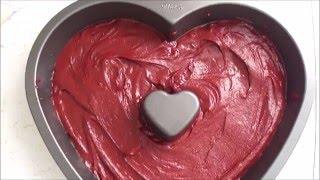Red Velvet Brownies - Valentines Day Series