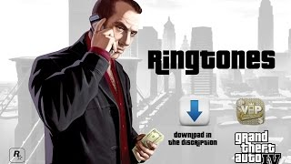 Hello everyone, recently i've noticed that nobody had never uploaded the grand theft auto iv ringtones, so here i am helping gta community, hope you en...