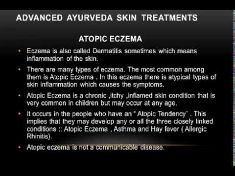 Ayurvedic treatment for Atopic Eczema , Dermatitis in Children  in Punjab, India