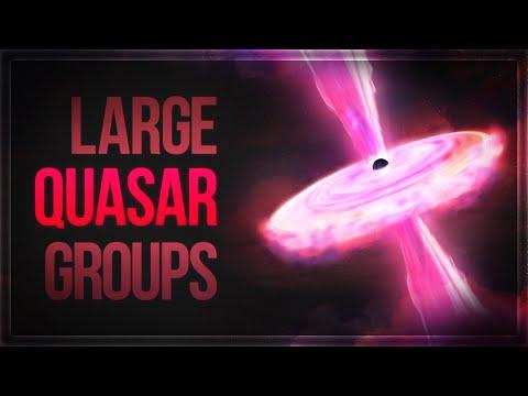 Large Quasar Groups