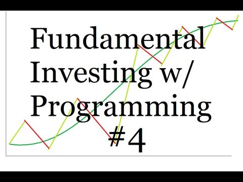 Stock screener with Price to Book - Using Programming for Fundamental Investing Part 4
