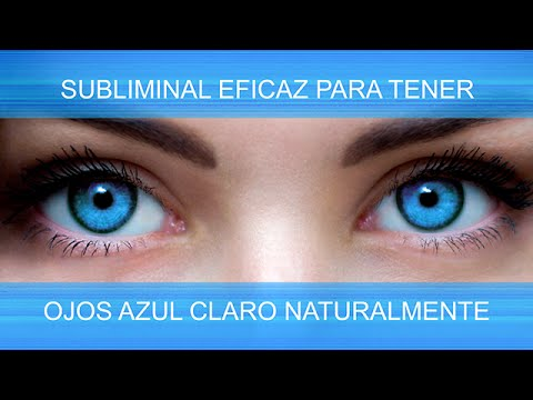 cambio natural a ojos azules supersubliminal youtube. Black Bedroom Furniture Sets. Home Design Ideas