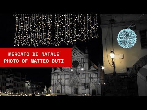 Mercato Di Natale A Santa Croce (Firenze) - Photo Of Matteo Buti