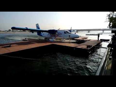 Seaplane wet dock EGR- Water aerodrome at Ahmedabad