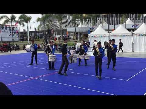 Sultan Ismail College Drumline Corps - Kuala Lumpur Drumline Face Off 2017