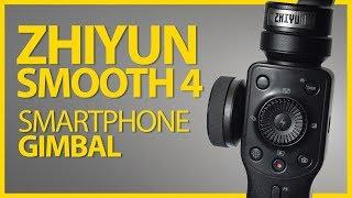 Zhiyun Smooth 4 Smartphone Gimbal Stabilizer