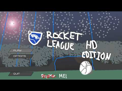 Rocket League HD Edition is now complete