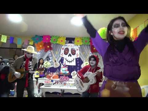 SHOW  TEM脕TICO COCO CON EL PAYASO PELUQUIN TACNA