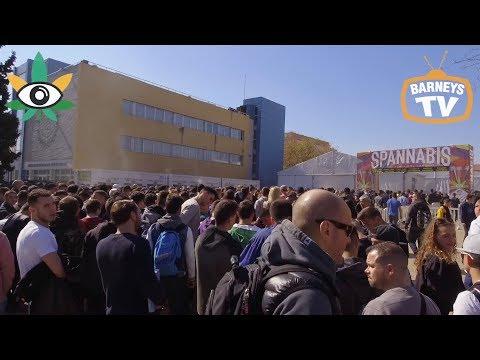 BARNEYS FARM @ SPANNABIS 2019 - BARCELONA