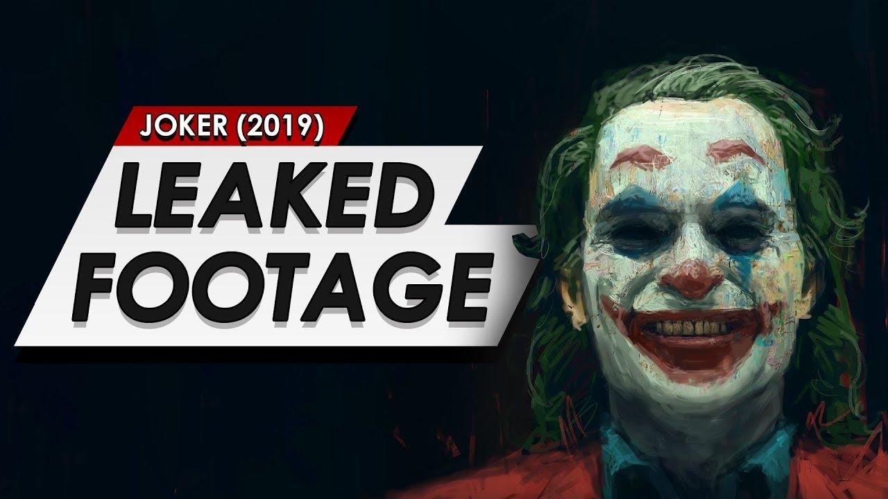 Joker Leaked Footage Breakdown All Scenes Explained