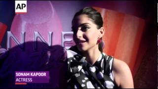 Sonam Kapoor at L'Oreal and Chopard Party! Cannes 2012