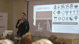 Tout Savoir sur le Jeûne - Conférence @ISUPNAT par Sandrine Lefoye naturopathe 10/02/2016