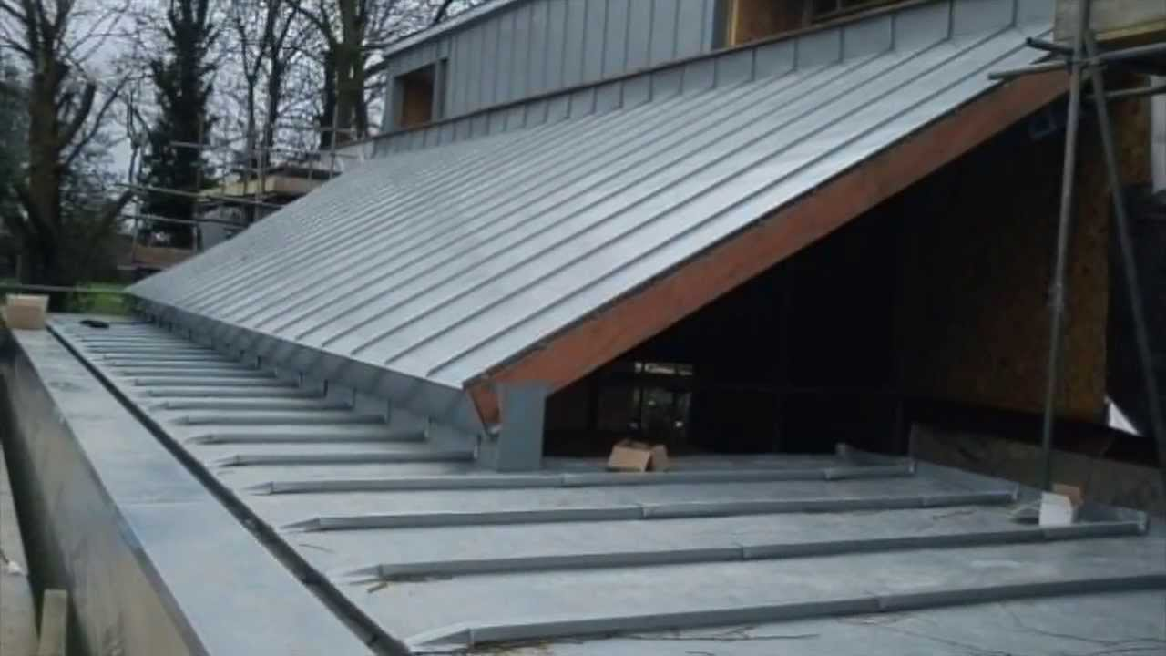 Zinc Roofing London and the South East  YouTube