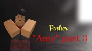 Pusher- roblox music video/