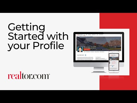 Getting Started with Your realtor.com® Profile!