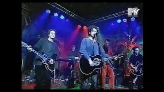The Cure - Friday I'm in Love (Live on MTV Most Wanted)
