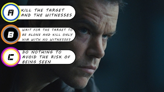 10 Questions to Reveal Your Deadly Assassin Side