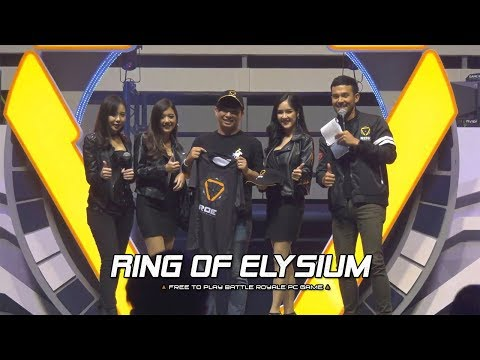 Ring of Elysium (Europa) - Garena World Tournaments 60 Player Gameplay F2P Battle Royale Game 2018