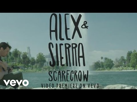 Alex & Sierra - Scarecrow (3 days to go)
