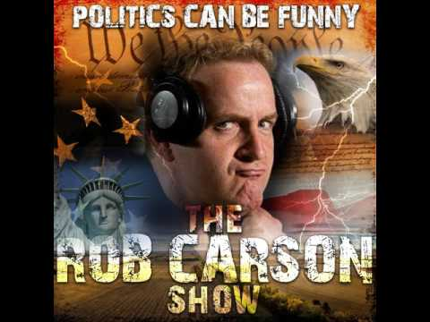 Rob Carson Show Podcast Episode #105 Kathy Griffin, Evergreen State, Blm and more!