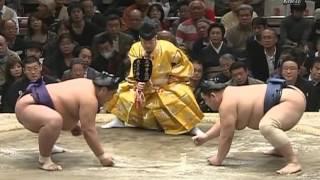 Январский турнир по Сумо 2012, 7-9 дни: Хатсу Басё (Токио) / Hatsu Basho (Tokyo)