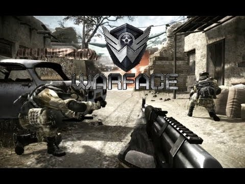 Epic F2P Game! Better Then CoD (WARFACE)