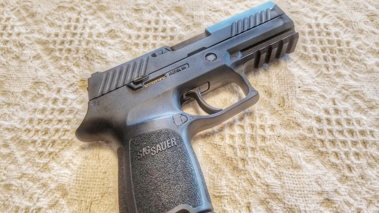 Is the Sig Sauer P320 Safe to carry