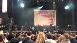 Killswitch Engage - End of Heartache (live @ download 2012)