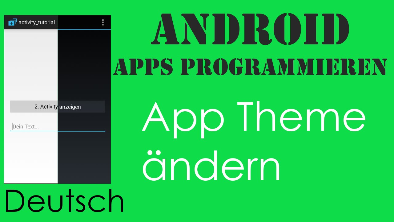 Android App Deutsch