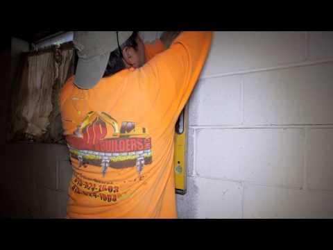 Ground Up Builders - Carbon Fiber Straps