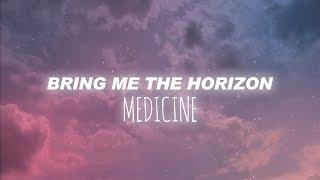 Bring Me The Horizon - medicine (Instrumental) Video
