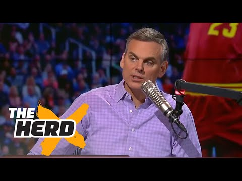 LeBron James is the ultimate disruptor in the NBA | THE HERD