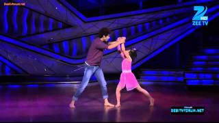 Soumya and Raghav best performance!! Dance India Dance Little Masters 4th August 2012