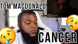 "CANCER HITS HOME FOR TWIGGA 😢 Tom MacDonald - ""Cancer""(REACTION)"