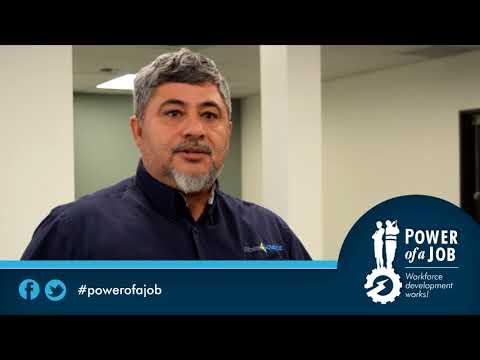Power of a Job - Jose Luis Mendoza - September 27, 2017