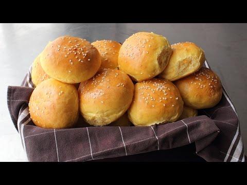 Sweet Potato Burger & Slider Buns – Make Your Own Hamburger Buns!
