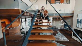 Обзор современного дома: Твой дом ДОЛЖЕН БЫТЬ ТАКИМ   Красивые дома, интерьер дома, хаус тур