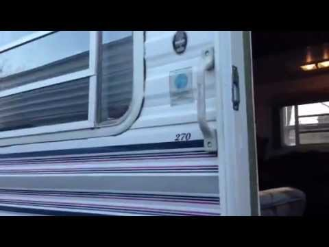 1999 Dutchmen Classic 27 Foot 5th Wheel Travel Trailer